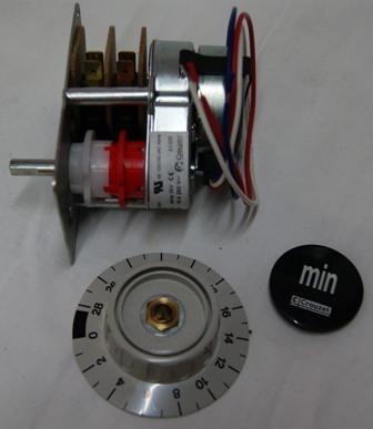 Zeitschaltuhr-30-Min-Elektromech-Zeitrelais-30-Min
